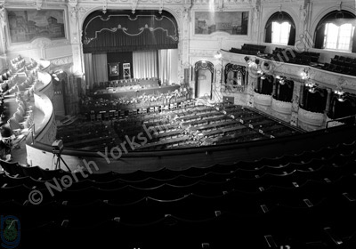 Royal Hall, Harrogate, 1970
